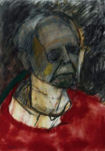 zelfportret Alzheimer